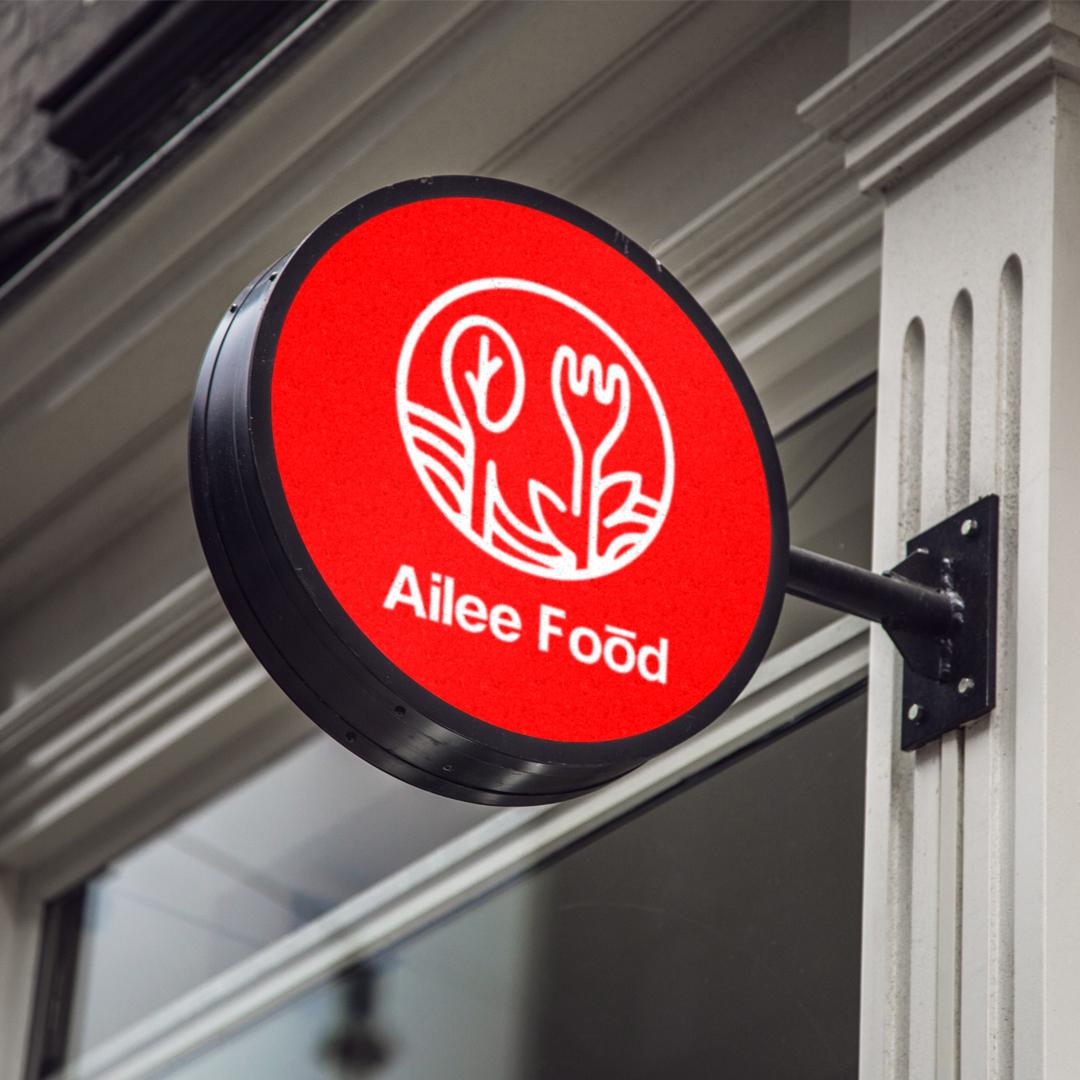 Ailee Food - Packaging Design