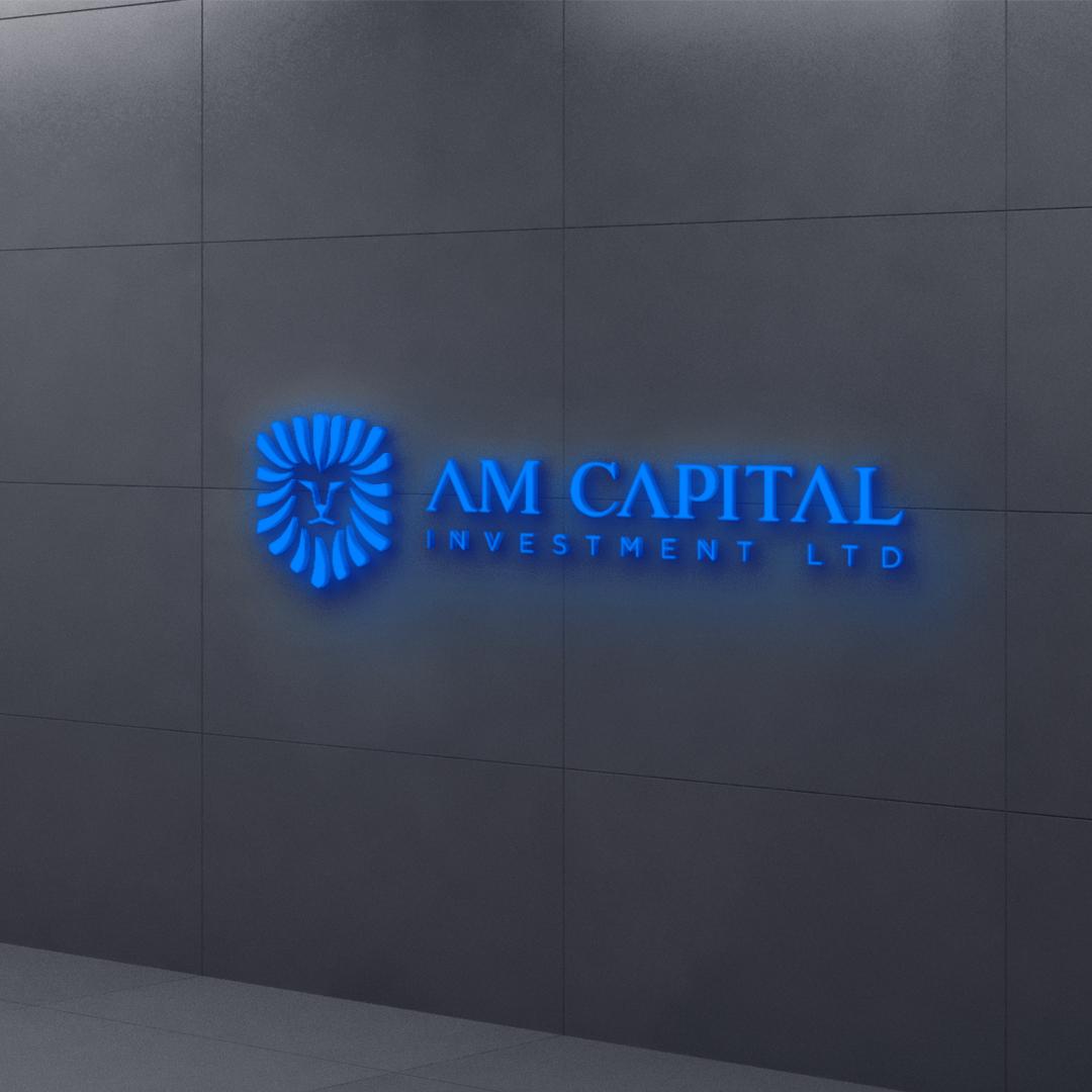 AM Capital - Branding Design